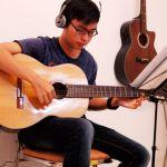 Học đàn guitar solo