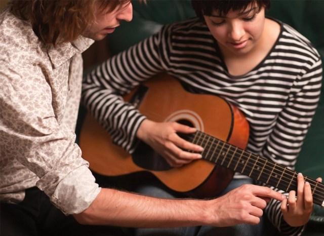 Gia sư dạy đàn Guitar