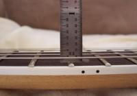 Cách chỉnh action đàn Guitar
