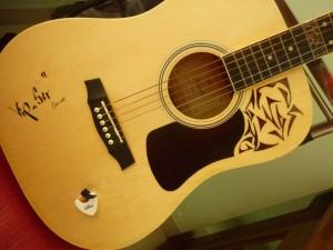 Gia sư Guitar tại nhà