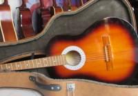 Cách kiểm tra độ vang của thùng đàn Guitar