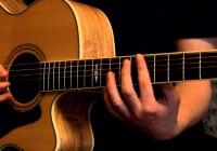Những lỗi thường gặp khi mới học đàn Guitar