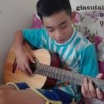 Cần gia sư dạy đàn Guitar tại TPHCM