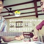 Dạy đàn Guitar tại quận Tân Phú