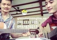 Dạy đàn Guitar tại quân Tân Phú