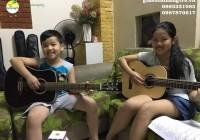 Dạy đàn Guitar tại quận 11