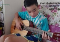 Dạy đàn Guitar tại quận 12
