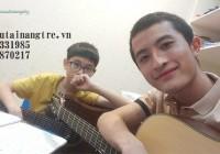 Dạy đàn Guitar tại quận Bình Tân