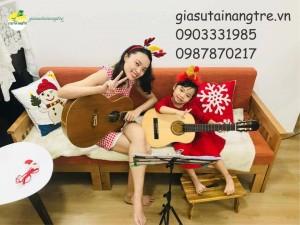 Dạy đàn Guitar tại quận Phú Nhuận