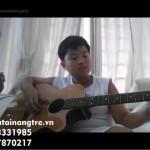 Dạy đàn Guitar tại quận Tân Bình