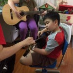 Nhận giáo viên dạy đàn Guitar tại nhà