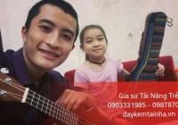 Cần học đàn Guitar tại quận 3