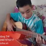 Cần học đàn Guitar tại quận 11