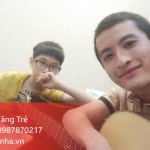 Cần học đàn Guitar tại quận 4