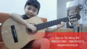 Cần học đàn Guitar tại quận 5